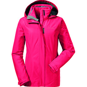 Schöffel Tignes 3in1 Jacket Women lollipop